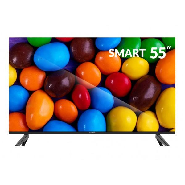 تلویزیون اسنوا | SLD-55SA1560U | سایز 55 اینچ